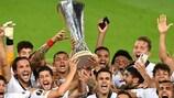 De la Copa de la UEFA a la UEFA Europa League
