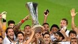 От Кубка УЕФА к Лиге Европы УЕФА