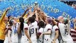 Phase finale de la Coupe du Monde féminine de la FIFA 2023 en Australie et Nouvelle-Zélande
