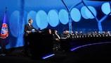 UEFA Congress condemns breakaway plans
