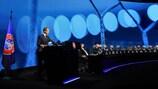 Congresso da UEFA condena planos de ruptura