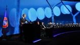 Il Congresso UEFA condanna i piani di scissione