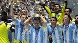 Argentina ganó la edición de 2016