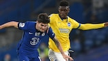 Chelsea and Brighton drew 0-0 on Tuesday evening