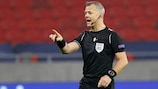 Dutchman Bjorn Kuipers is among the UEFA EURO 2020 referees
