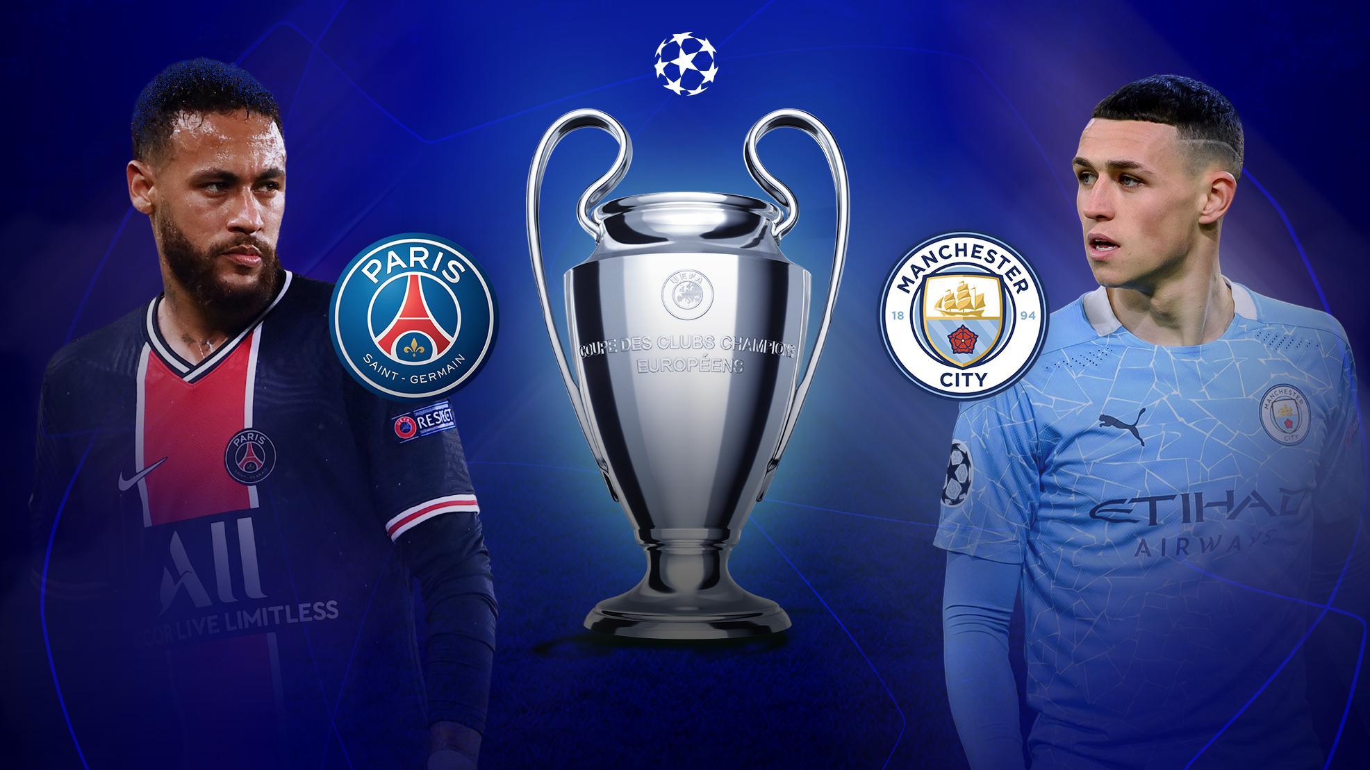 Paris Man City Paris Saint Germain Vs Manchester City Champions League Preview Where To Watch Predicted Line Ups Team News Uefa Champions League Uefa Com