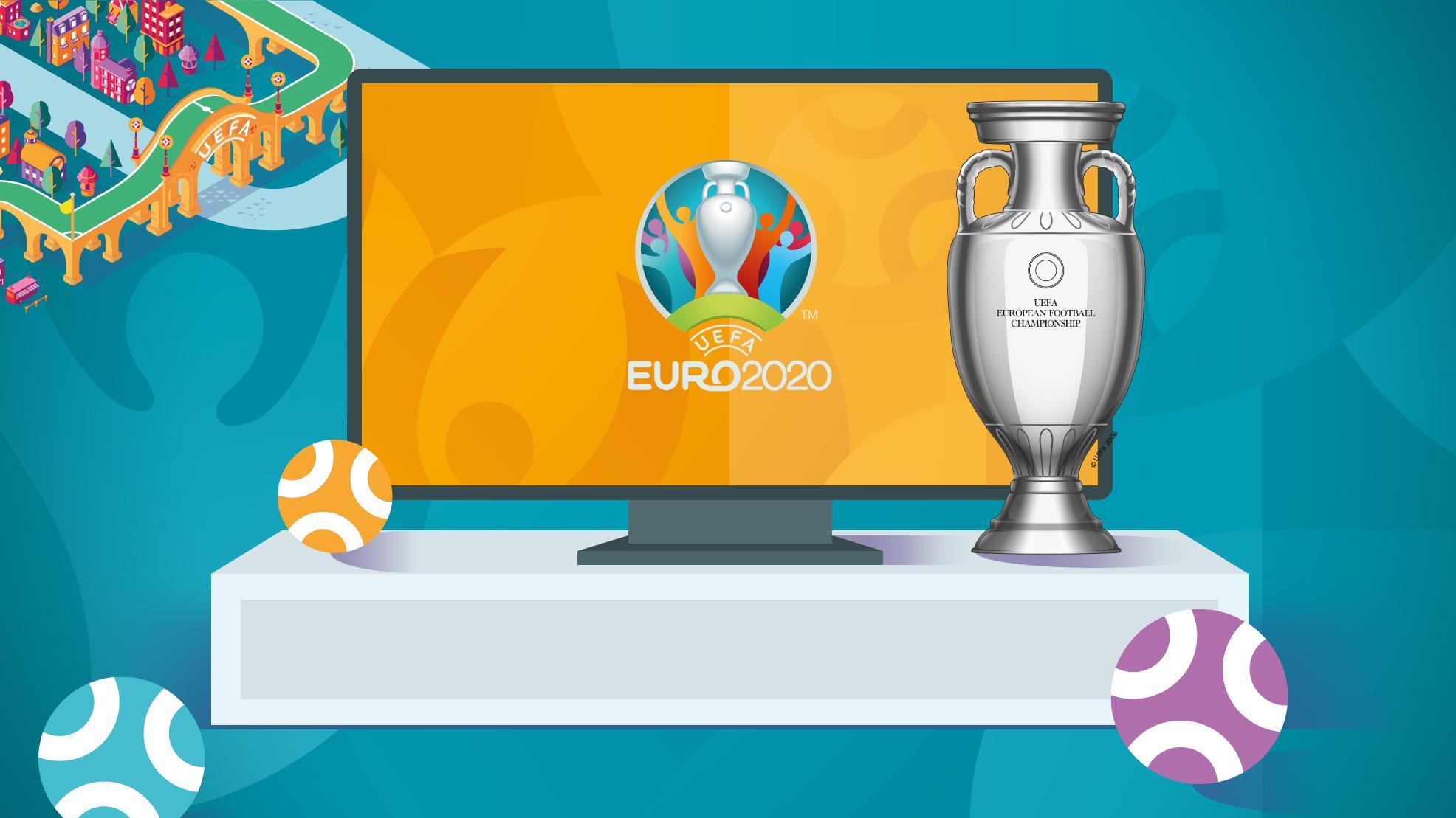 Where to watch the UEFA EURO 2020 final: TV broadcast partners, live streams