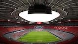Monaco ospiterà quattro partite di UEFA EURO 2020