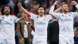 El Real Madrid ganó su récord de 16 semifinales en 2018 ante el Bayern, pero también ha perdido en 13