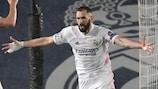Karim Benzema égale Raúl González
