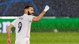 Tutti i gol di Benzema in Champions League