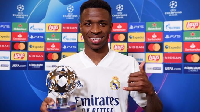 Every UEFA Champions League Player of the Match   UEFA Champions League    UEFA.com