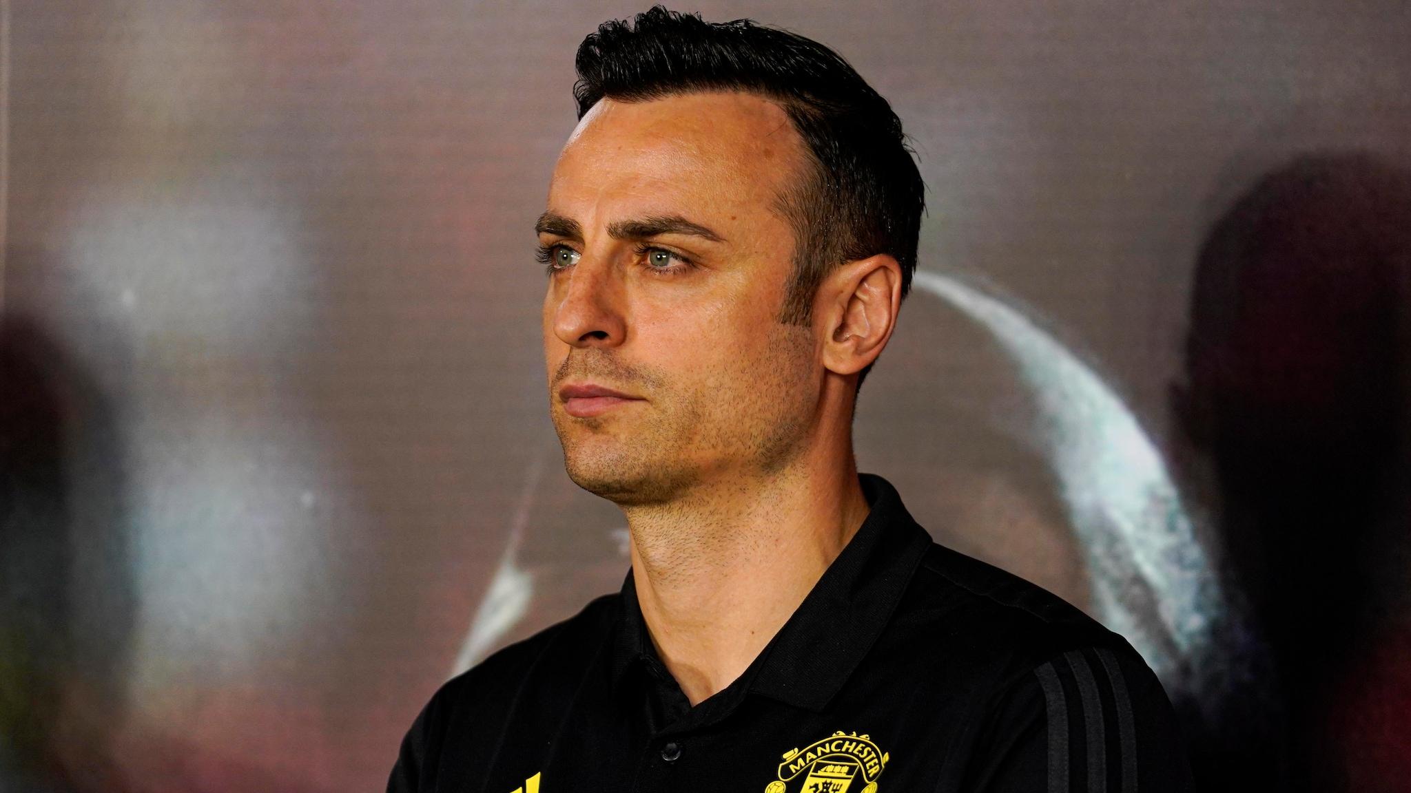 """Dimitar Berbatov: """"El Manchester United debería estar en lo más alto""""   UEFA Europa League   UEFA.com"""