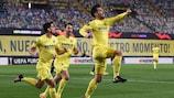 Villarreal setzte sich gegen Arsenal durch
