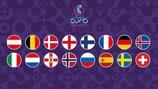 L'Italia si è qualificata alle fasi finali come una delle migliori seconde