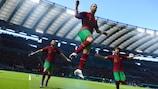 Portugal venceu o seu grupo e assegurou o apuramento para a fase final