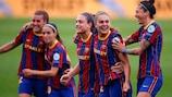 Il Barcellona è in finale per la seconda volta