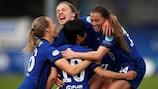 Crónica: Chelsea faz história