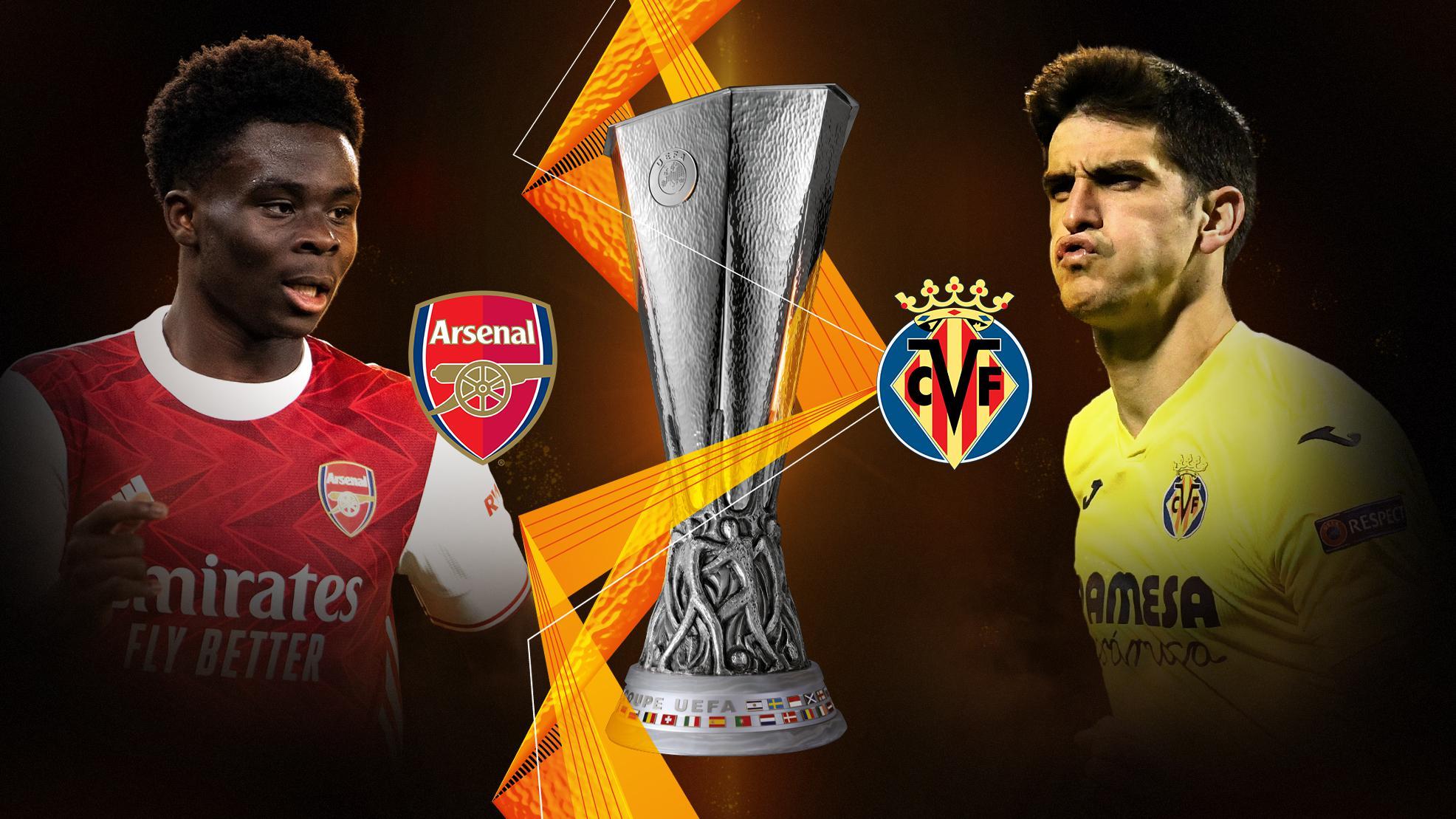 Arsenal-Villarreal | Arsenal vs Villarreal Europa League preview: where to  watch, team news, predictions | UEFA Europa League | UEFA.com