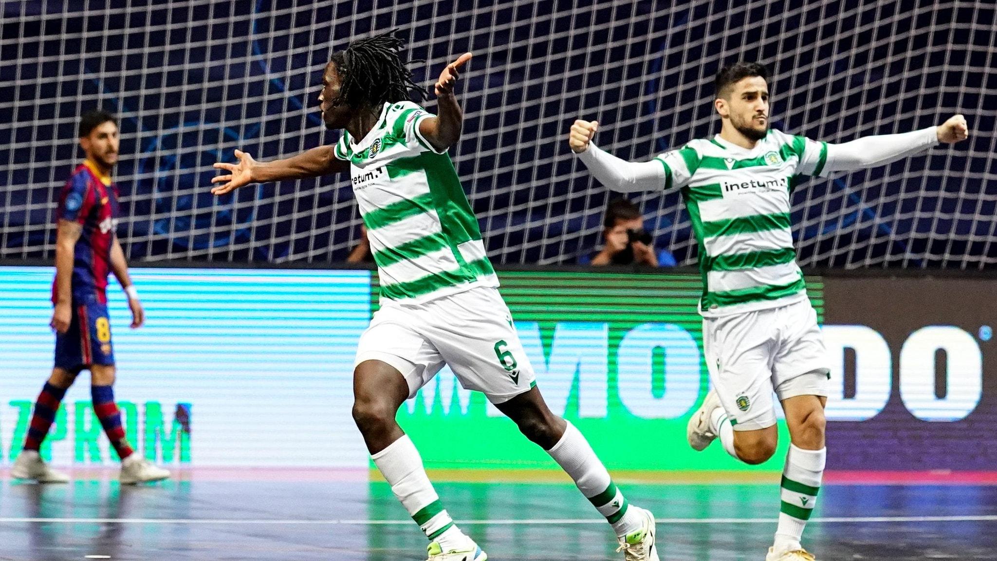 Barça-Sporting CP | Barça 3-4 Sporting, Lisbonne mené puis sacré | Futsal Champions League | UEFA.com