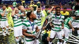 Sporting made it two titles in three years