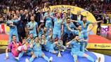 L'Inter ha vinto il quinto titolo nel 2018
