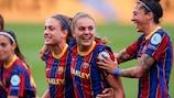 El Barcelona disputará su segunda final de la UEFA Women's Champions League