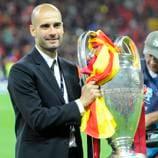 Pep Guardiola nunca ha perdido una final de la Champions League: ha ganado dos títulos como entrenador y otro como jugador durante su etapa en el Barcelona.
