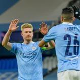 Siéntate y disfruta de cada uno de los goles marcados por el Manchester City en su camino hacia la final de la Champions League de 2021 en Oporto.