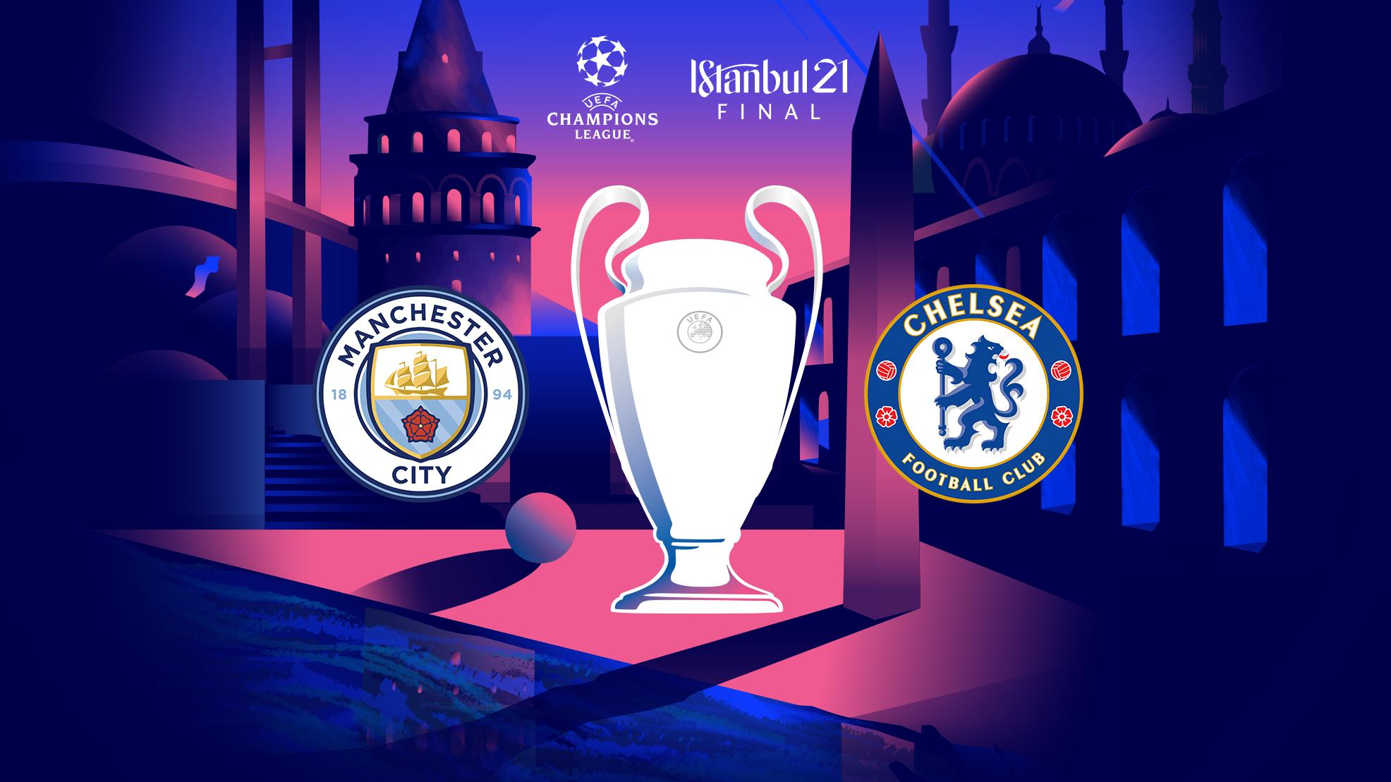 Champions League final: Manchester City vs Chelsea | UEFA Champions League  | UEFA.com