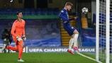 Timo Werner donne l'avantage à Chelsea de la tête