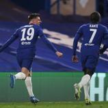 Disfruta de las mejores acciones del partido jugado en Stamford Bridge en el que el Chelsea se ha impuesto para certificar su pase a la final.