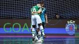 Tor der Finals: Fans wählen Pany Varela