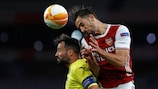 Villarreal edged past Arsenal to secure their place in the final