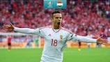 Ungarn erreichte 2016 das Achtelfinale
