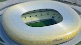 """Стадион """"Гданьск"""" примет финал Лиги Европы УЕФА 2021 года"""