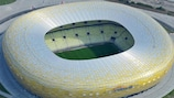 Arena Gdańsk will stage the 2021 UEFA Europa League final