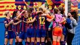 El Barcelona buscará su primer título en la competición
