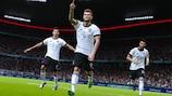 Alemania estará en los play-offs