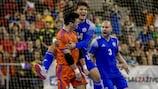 Douglas Junior's hat-trick for Kazakhstan against the Czech Republic proved decisive