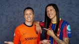 Can Sandra Paños deny Chelsea's attacking stars - and Jenni Hermoso find a way past the Blues' defence?