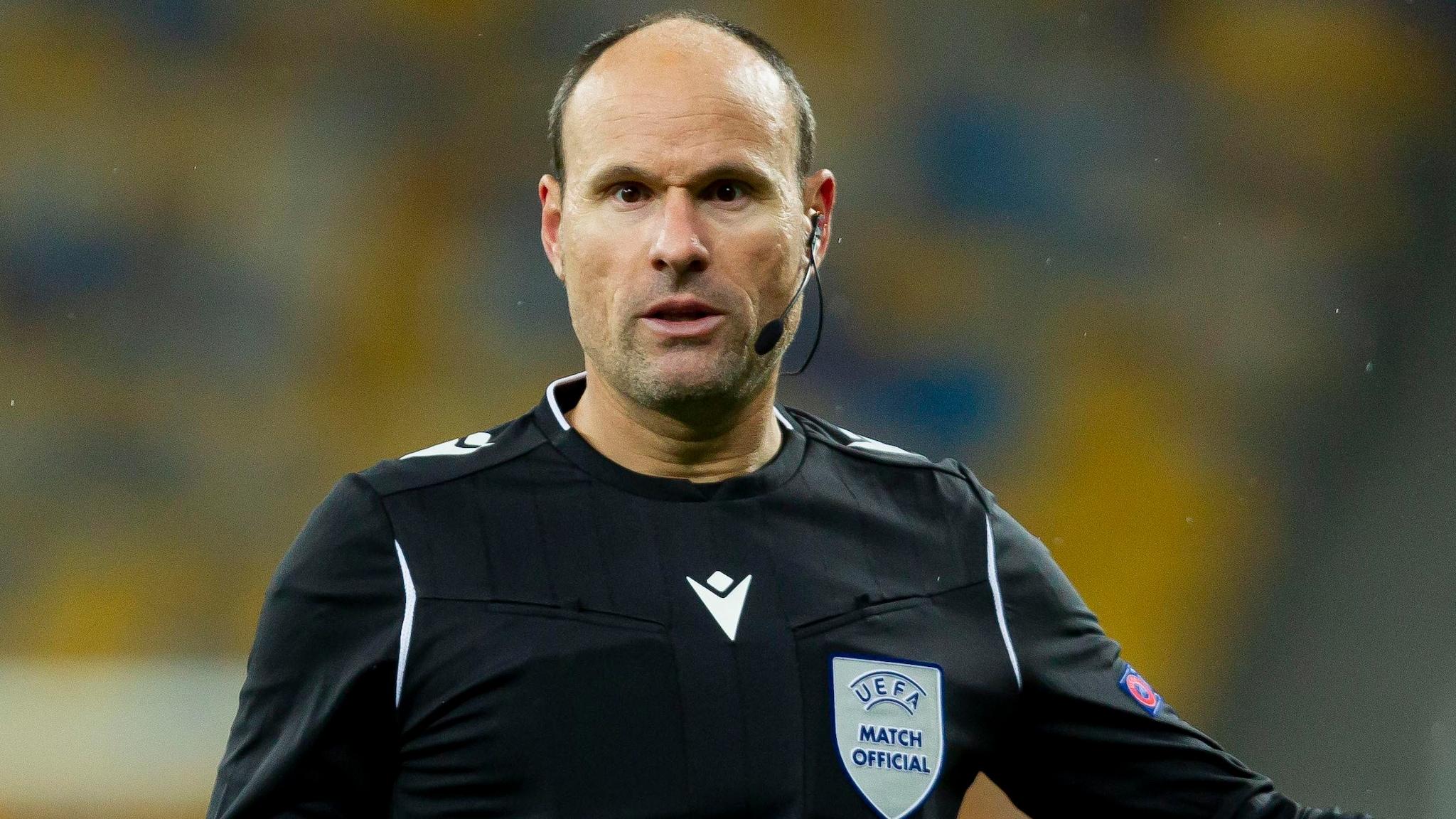 Antonio Miguel Mateu Lahoz to referee UEFA Champions ...