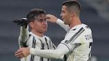 Cristiano Ronaldo e Paulo Dybala hanno tagliato il traguardo delle 100 reti in bianconero nella stessa partita