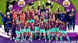 Highlights, report: Superb Barça win final