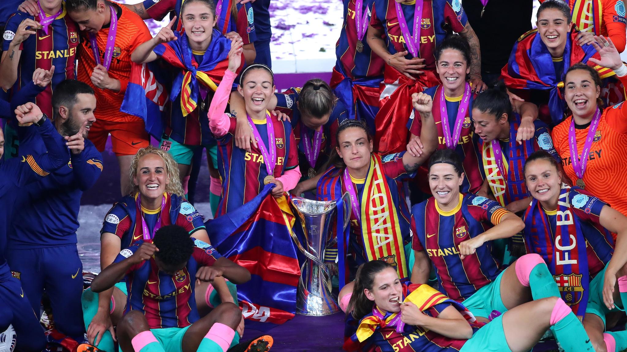 Women Champions League Final / Champions League 2020-2021 ...