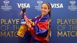Айтана Бонмати - Лучший игрок финала женской Лиги чемпионов