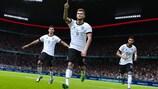 """A Alemanha garantiu o seu apuramento através do """"play-off"""""""