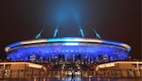 Il fantascientifico Saint Petersburg Stadium ospiterà la finale
