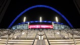 Wembley will stage the final on 31 July 2022