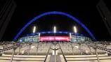 Wembley vai receber a final a 31 de Julho de 2022